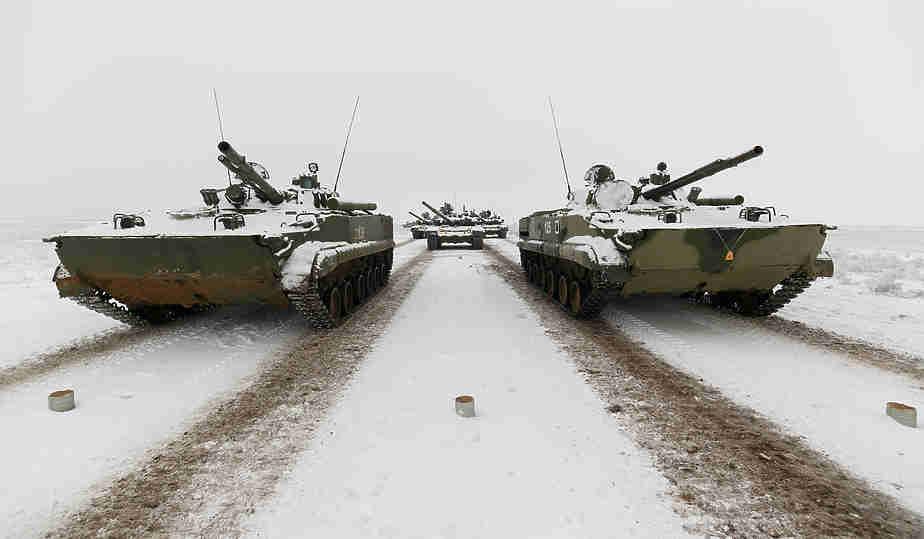 Волгоград вДень защитника Отечества ожидает снег, ветер и-9ºС
