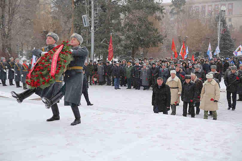 Борис Дубровский: «Именно память делает людей единым народом»