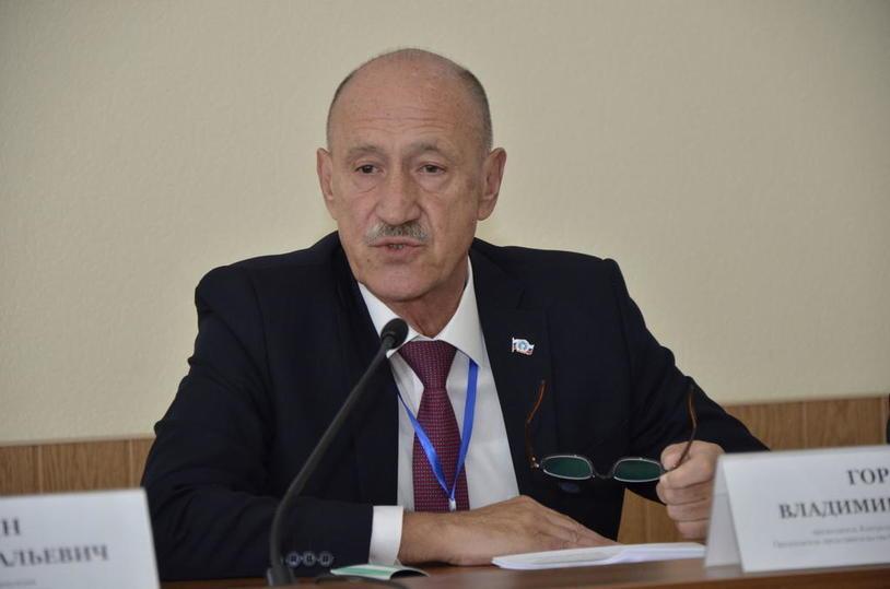 Председатель КСП Волгограда ушел вотставку