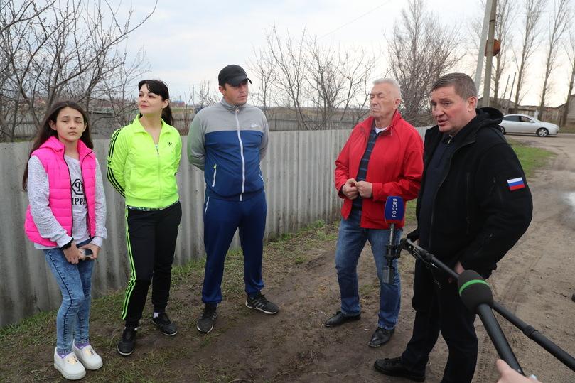 Бочаров иГребенок вновь облетают пострадавшие отпаводка районы Волгоградской области