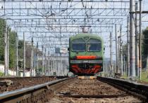Поезд на киевском направлении в Москве могли поджечь вандалы
