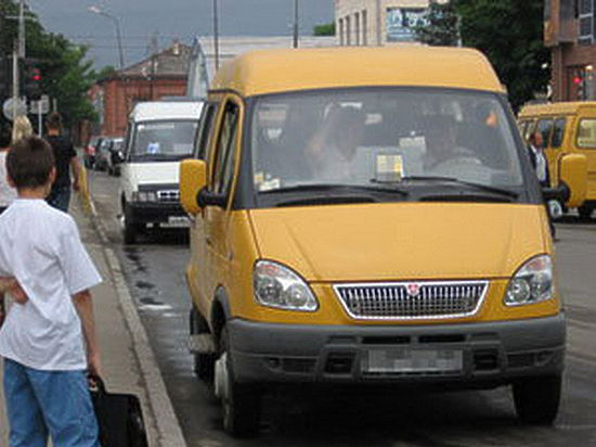 все маршрутные такси
