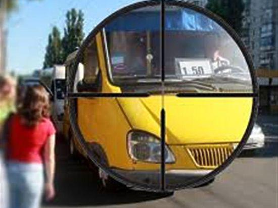 касается маршрутных такси.