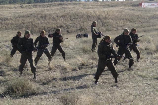 ВВолгограде прошел военно-исторический фестиваль наЛысой горе