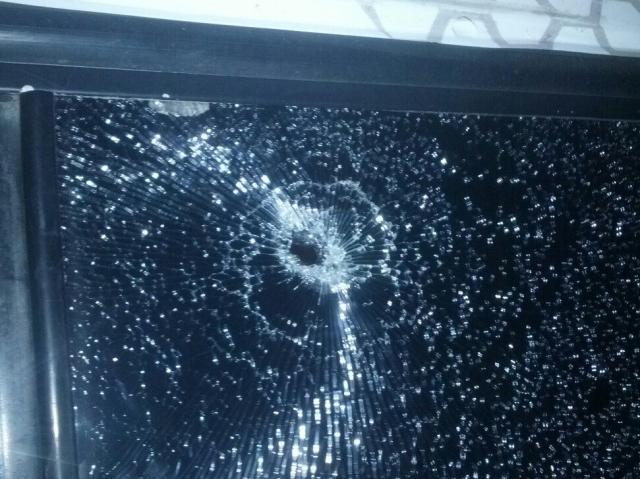 Неизвестные расстреляли маршрутку вВолгограде. Пострадали два пассажира