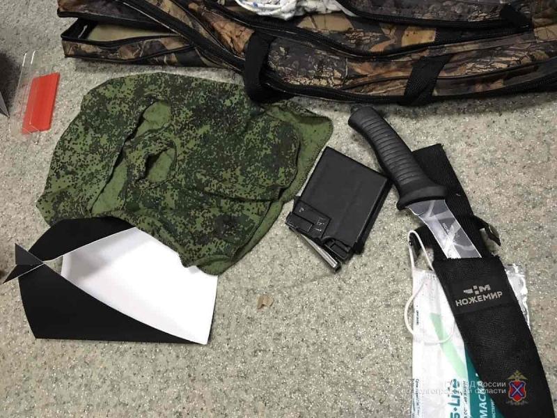 ВВолжском вооруженный преступник устроил налет на строение почты
