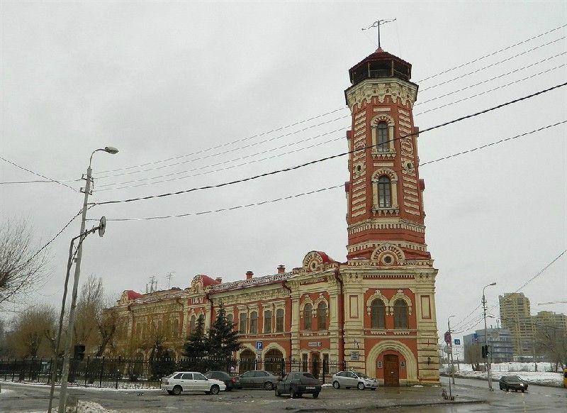 Царицынская пожарная каланча перейдет введение краеведческого музея