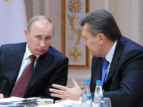 Путин тайно сталкивался сЯнуковичем поделу Манафорта— Newsweek