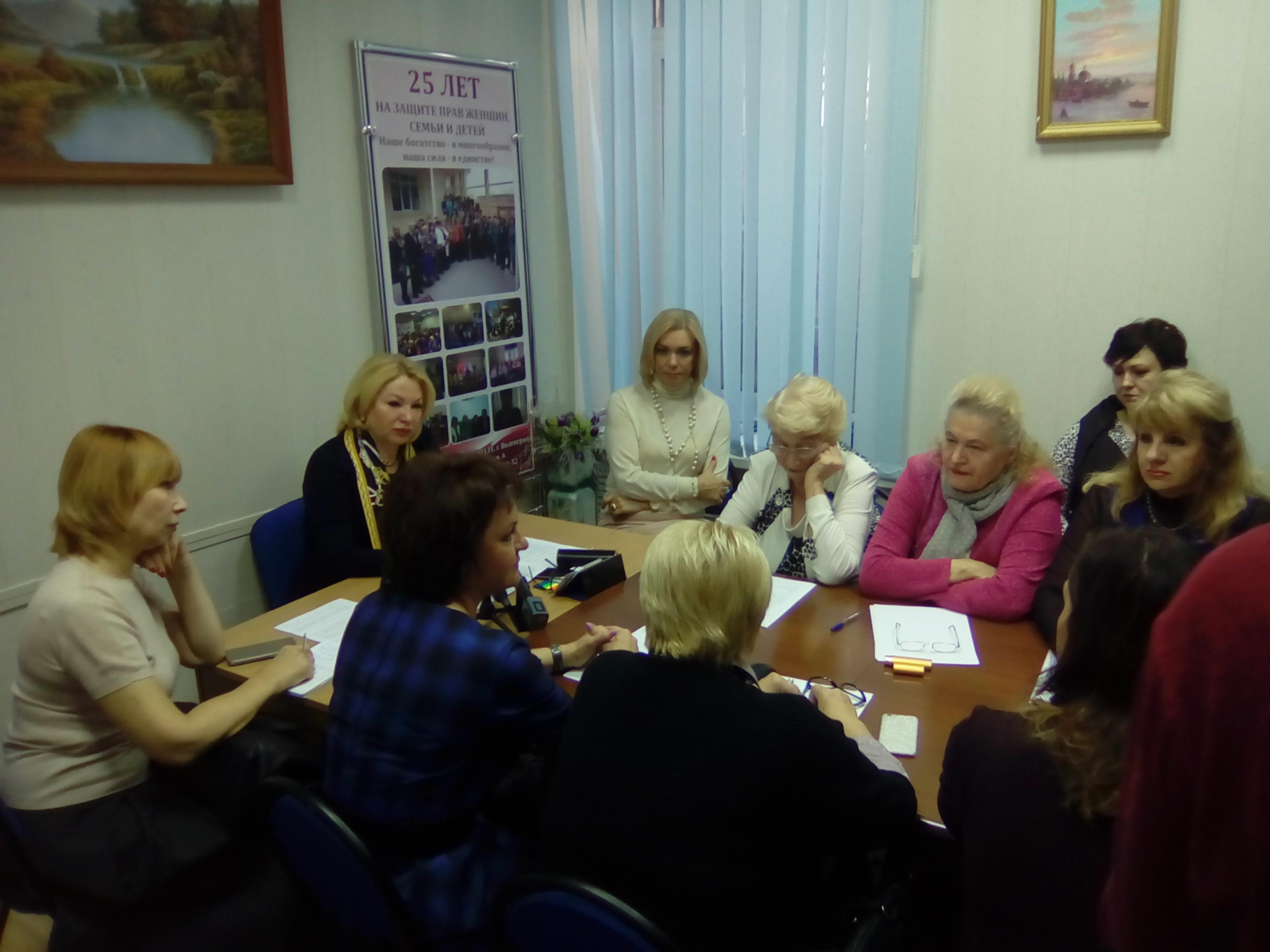 Волгоградские общественники формируют новый состав избиркома
