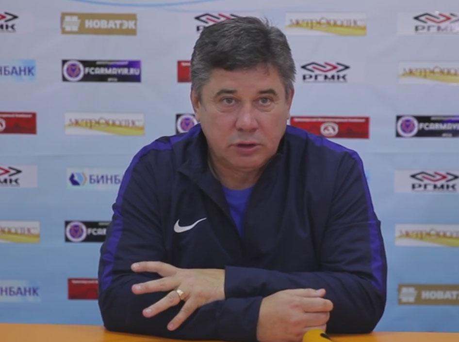 Экс-наставник «Ротора» Лев Иванов может возглавить ставропольское «Динамо»
