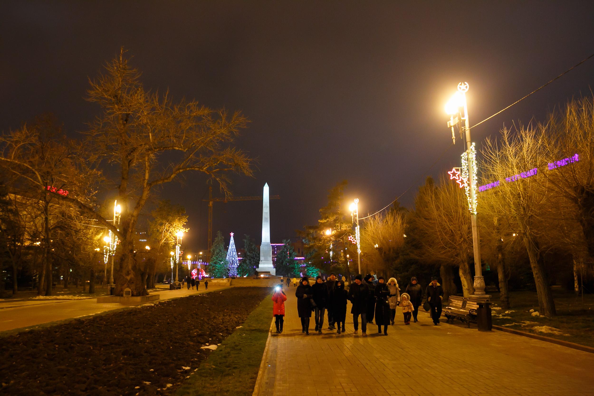 Наэлектросети Волгограда претендует всего одна компания