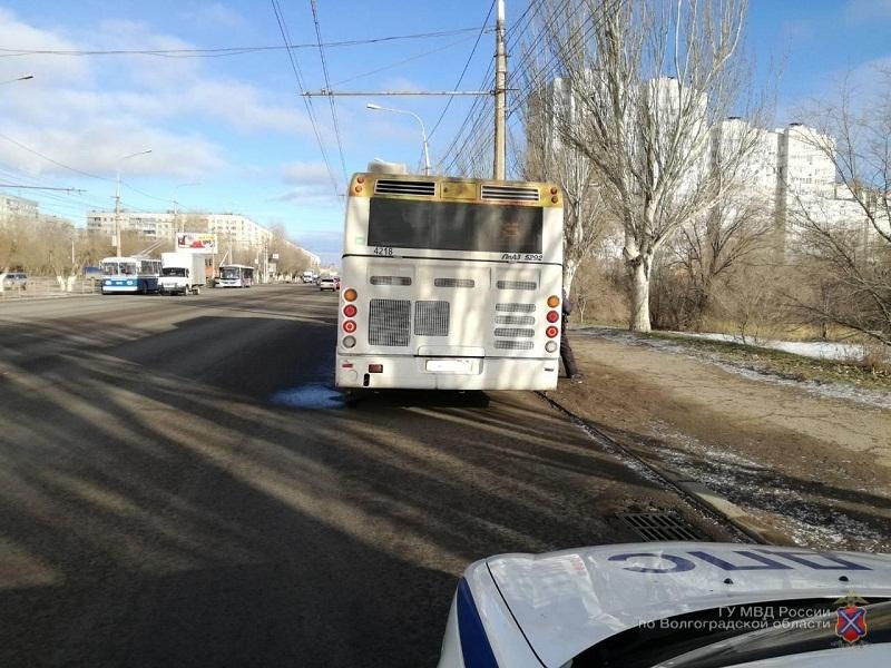 ВВолгограде пенсионерка оказалась в клинике после поездки наавтобусе