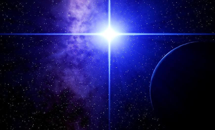 Очевидец изТехаса снял насмартфон таинственную планету Нибиру