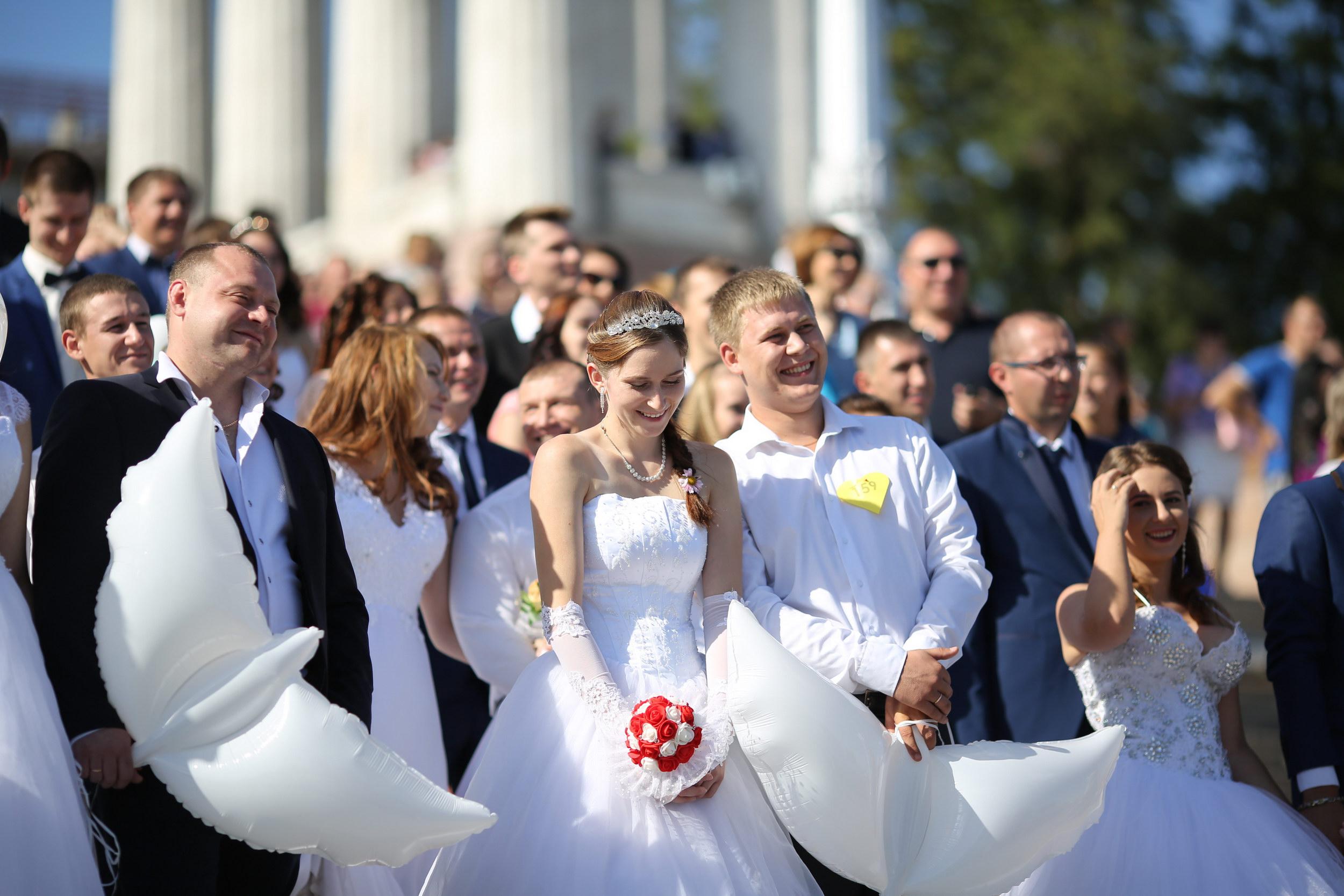 парад невест волгоград 2016 фото