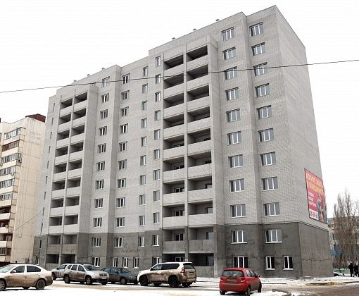 ВВолгограде 61 дольщик заселится вдостроенный дом поулице Репина