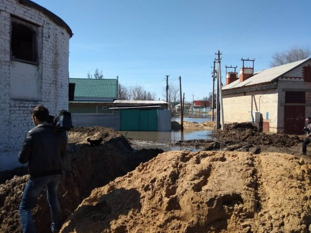Количество подтопленных населенных пунктов вВолгоградской области снизилось до22