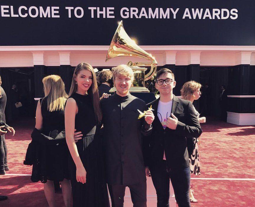 Волгоградцы стали участниками 59-й церемонии музыкальной премии «Грэмми»