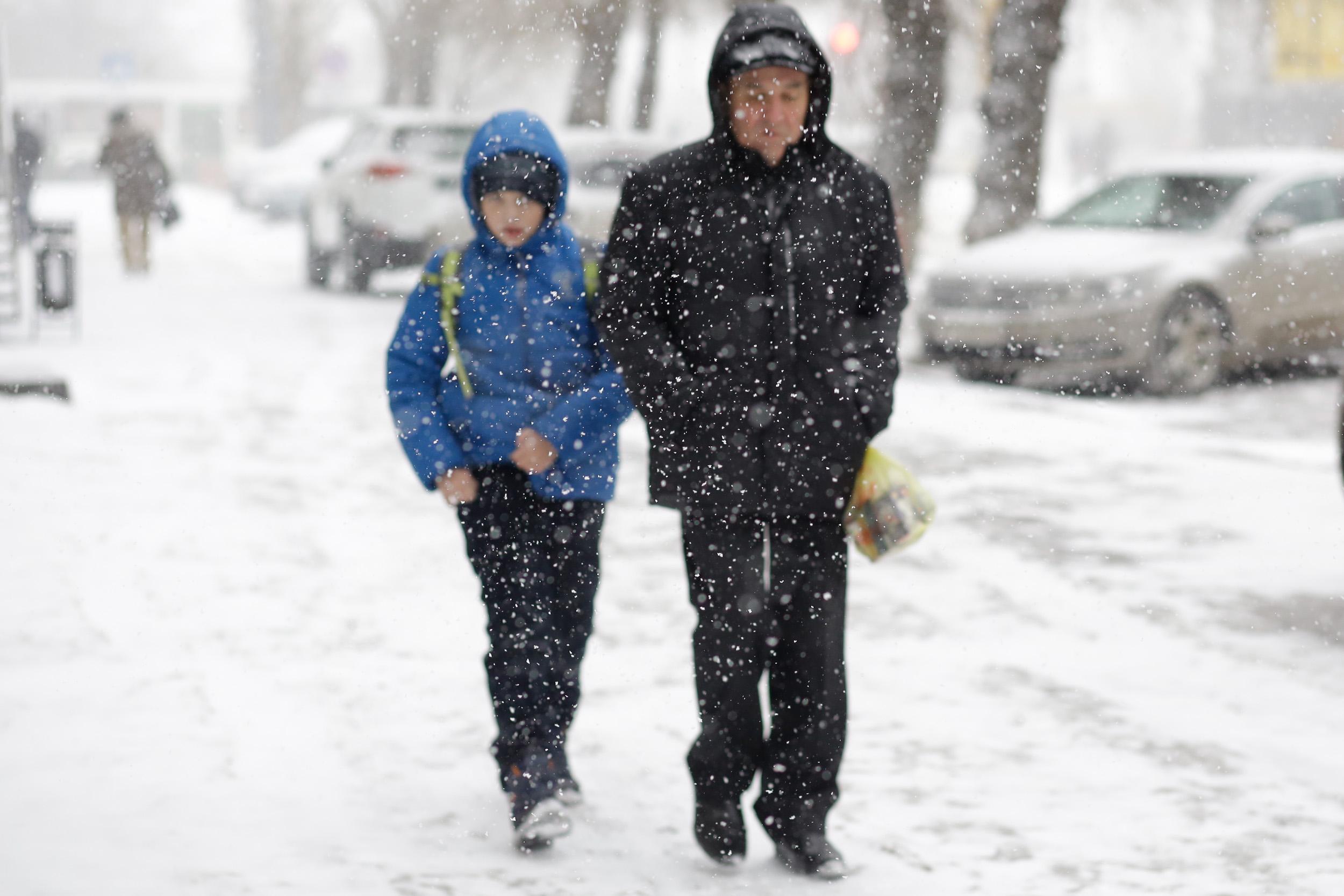 Морозы до-22 градусов будут держаться вВолгоградской области доконца недели
