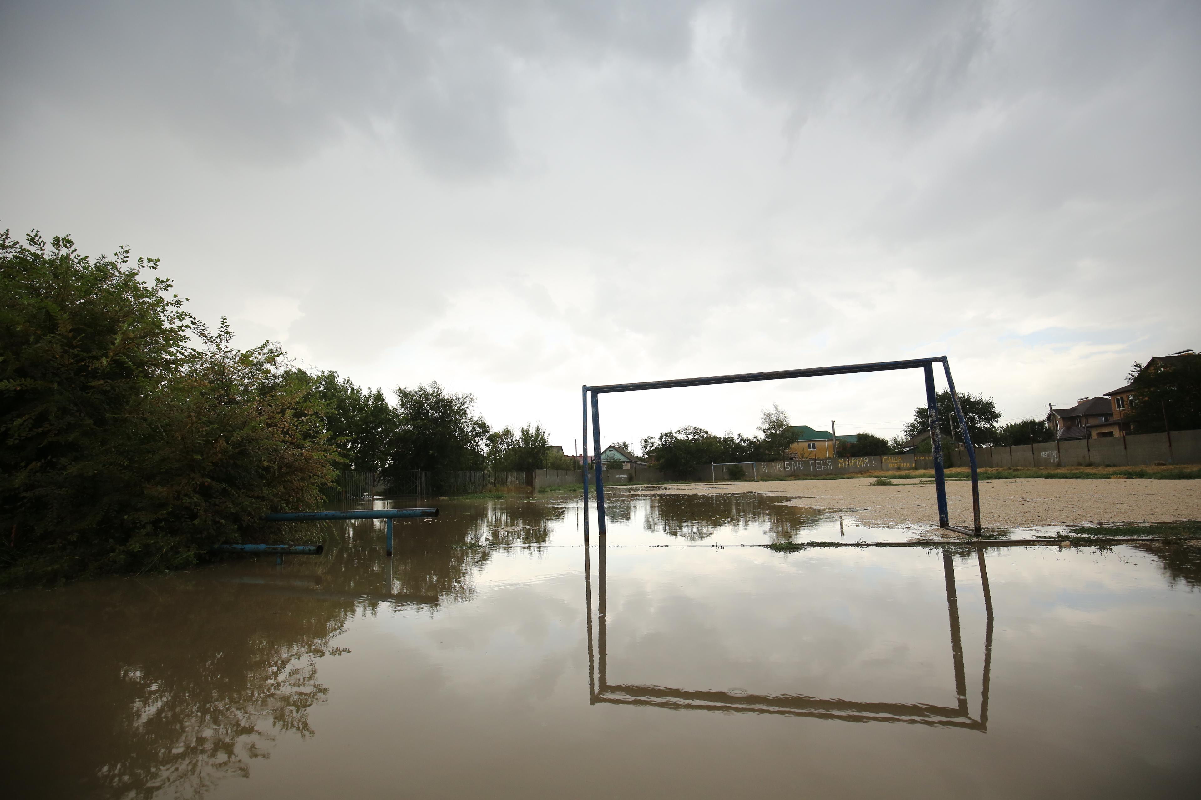 «Дождь вВолгограде достиг критерия опасного явления»— Синоптик