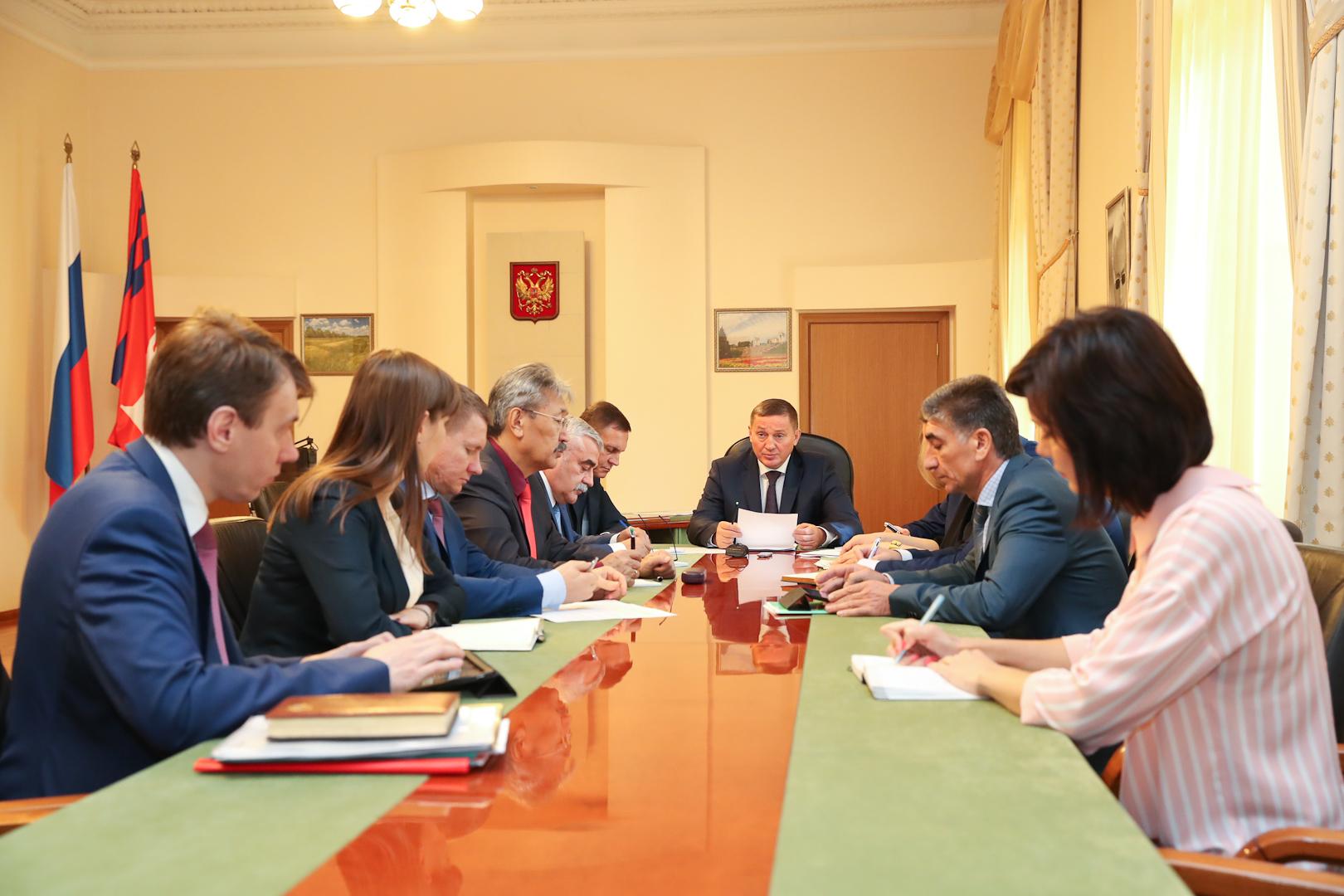 Волгоградская область получит 15 млрд руб. для погашения долгов