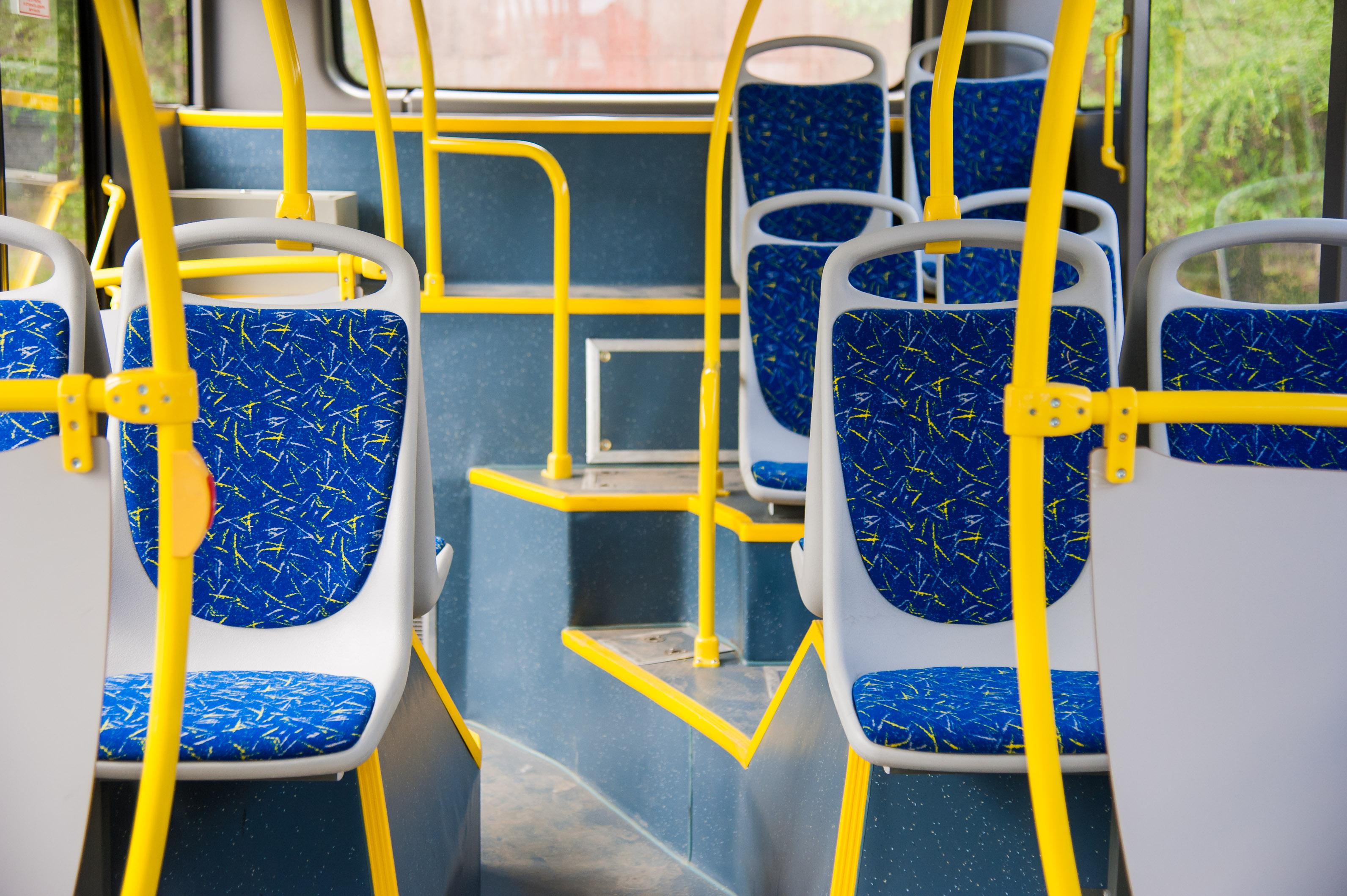 ВКраснооктябрьском районе Волгограда расстреляли пассажирский автобус
