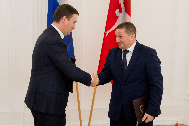 ВВолгоградской области открыто новое газовое предприятие