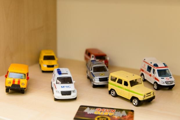 ВКемерове проходит акция посбору игрушек для больных детей