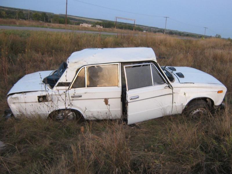 ВВолгоградской области перевернулись «Жигули», умер пассажир
