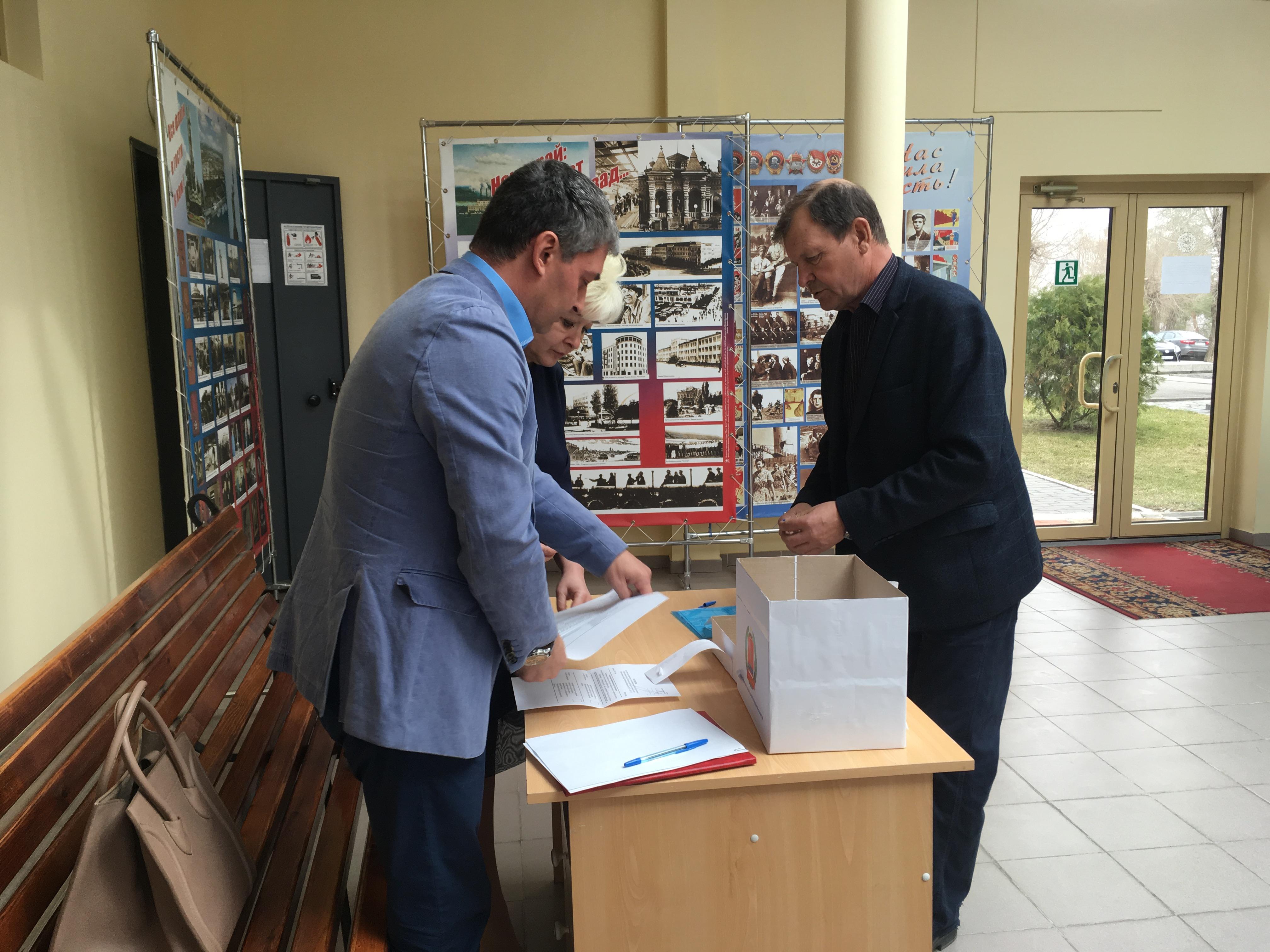 Волгоградские общественники назвали своего представителя вОбщественную палатуРФ