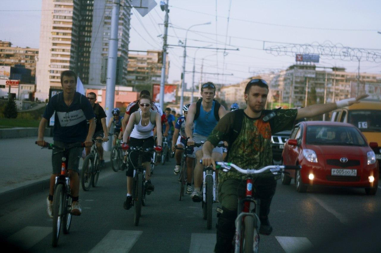 Акция «Наработу навелосипеде» состоится в столице 22сентября