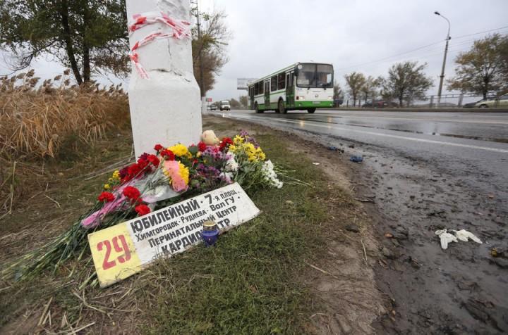 Волгоградцы почтут память соотечественников, погибших впроцессе теракта вавтобусе №29
