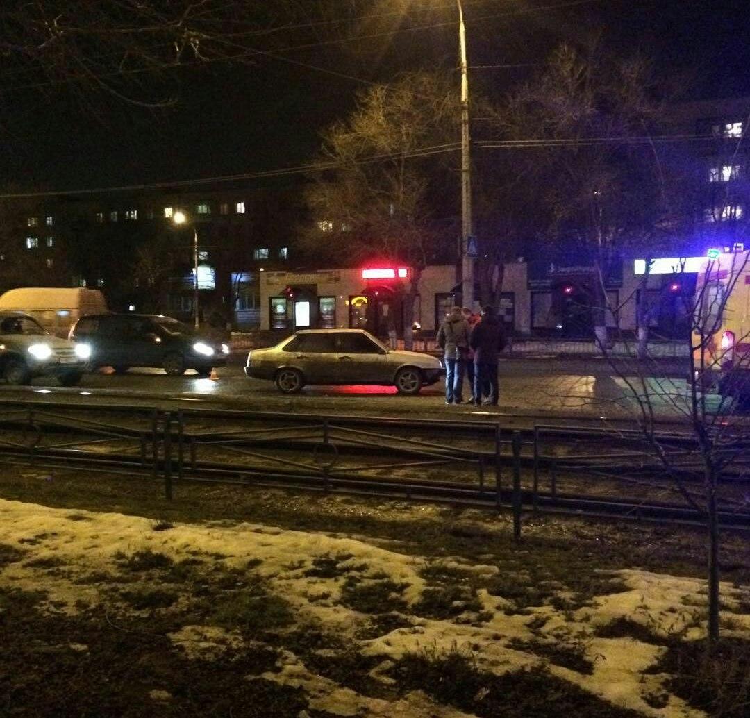 Наюге Волгограда шофёр ВАЗа сбил насмерть пенсионерку