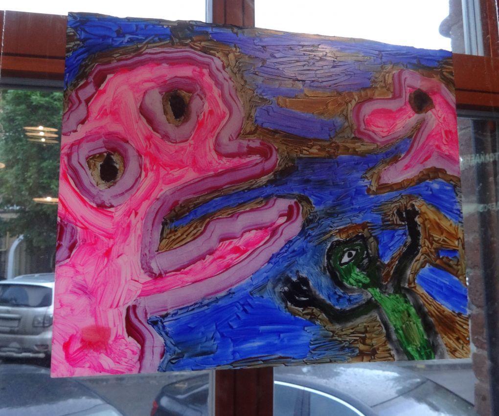 ВВолгограде открылась выставка живописцев спсихиатрическими диагнозами
