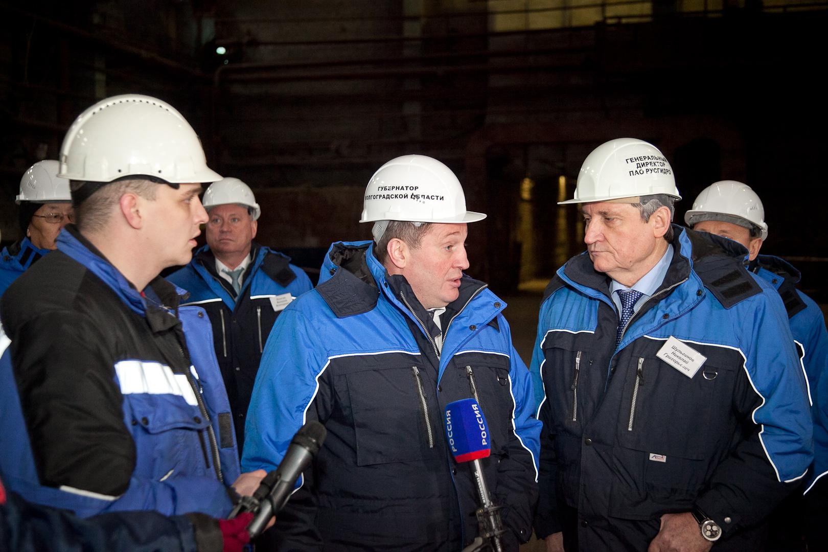 В 2017 вВолгоградской области откроют 11 новых предприятий— Андрей Бочаров