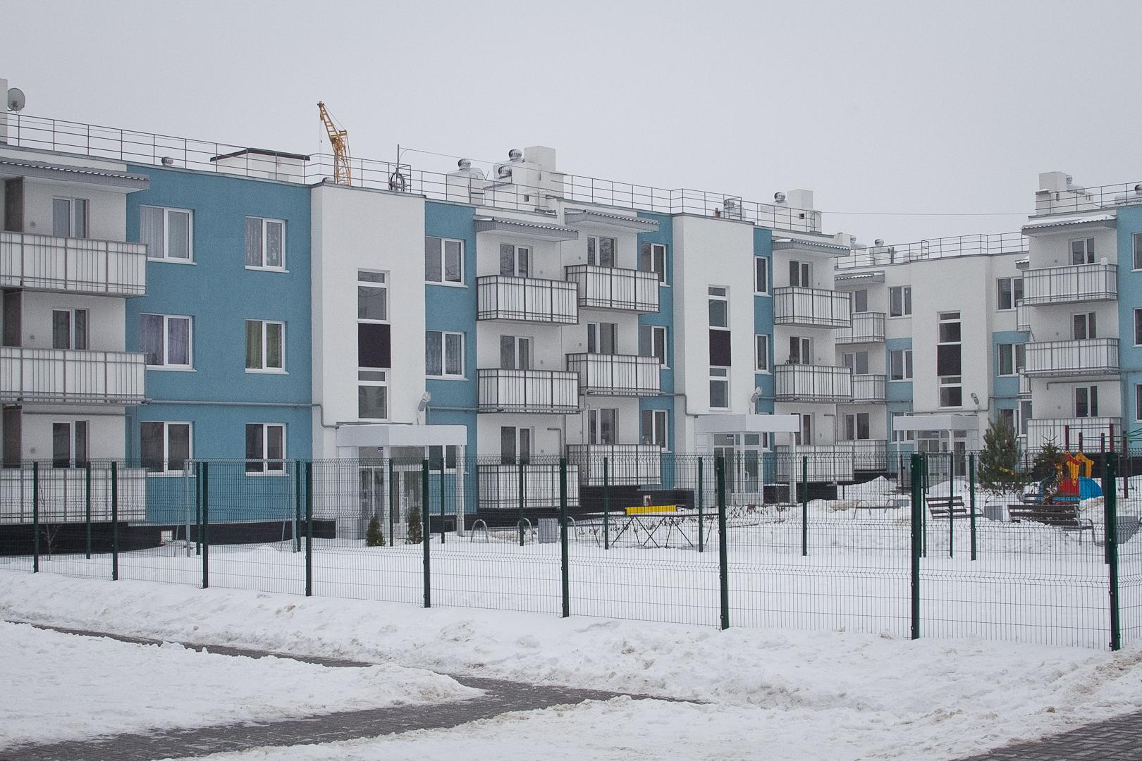 Волгоградская область получит 570 млн руб. наразвитие жилкомплексов
