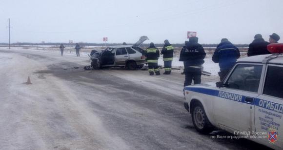 Беременная автоледи спровоцировала ДТП вКиквидзенском районе