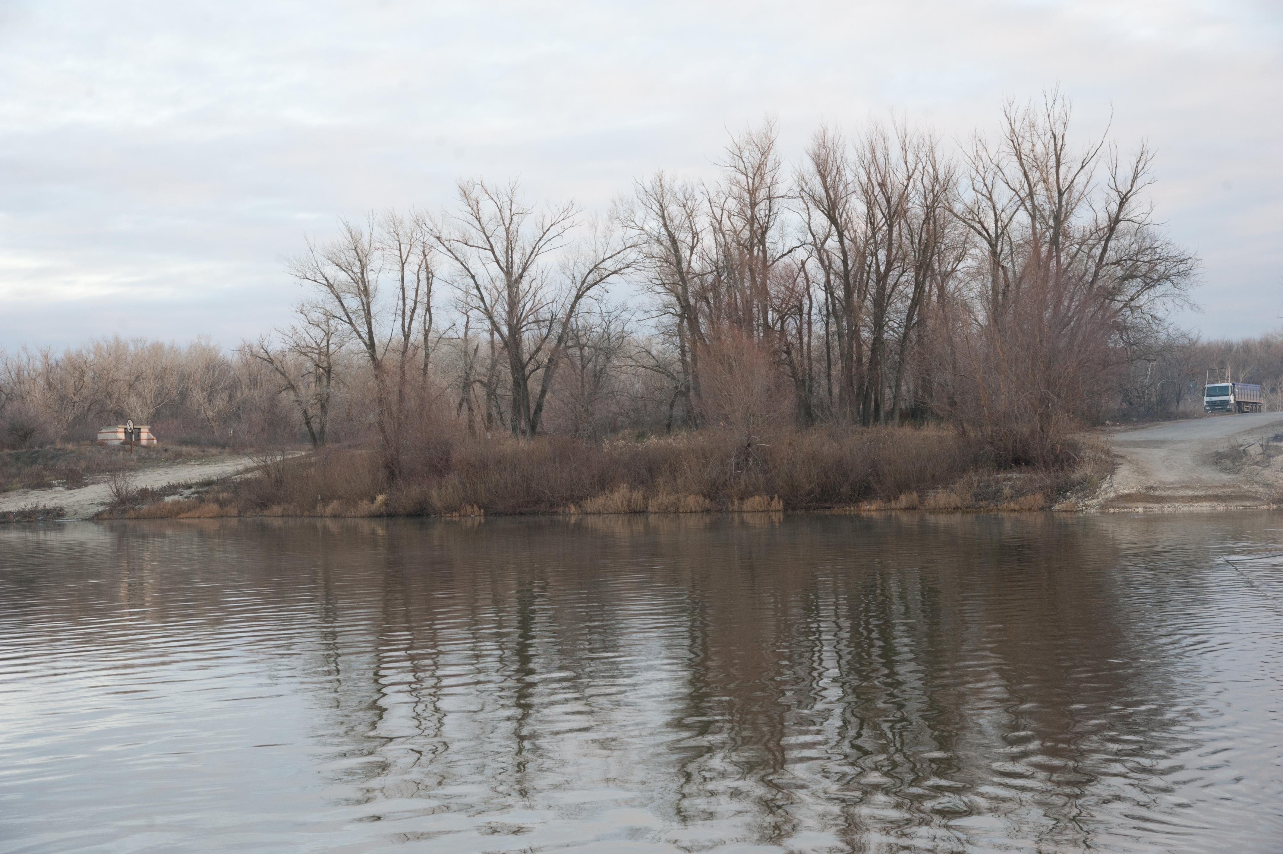 Сброс воды наВолжской ГЭС возрастет до25 тыс. кубометров