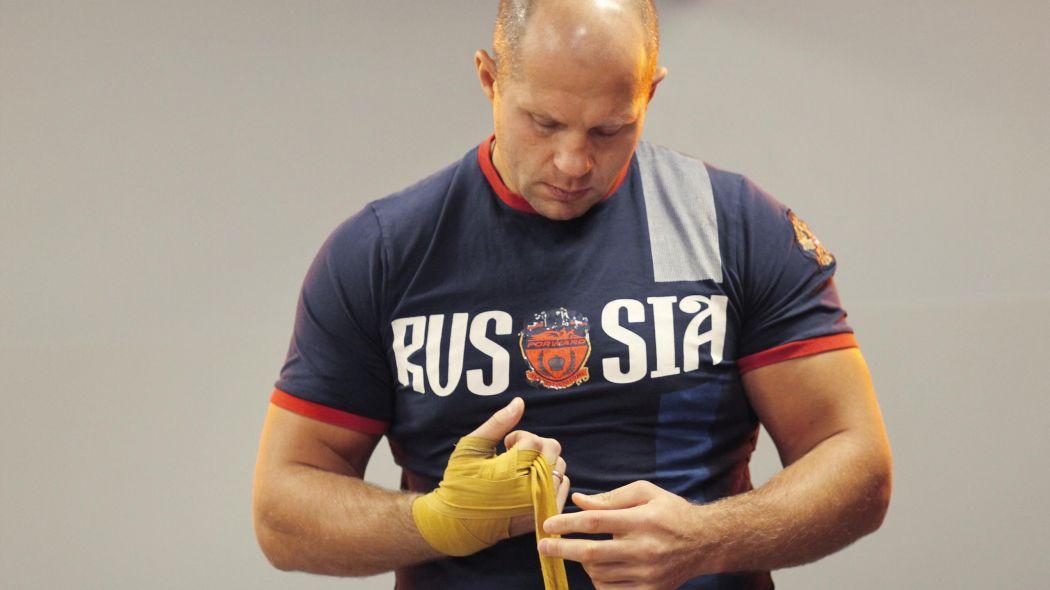 Емельяненко: сильнейшие бойцы страны выступят наКубке РФ поММА