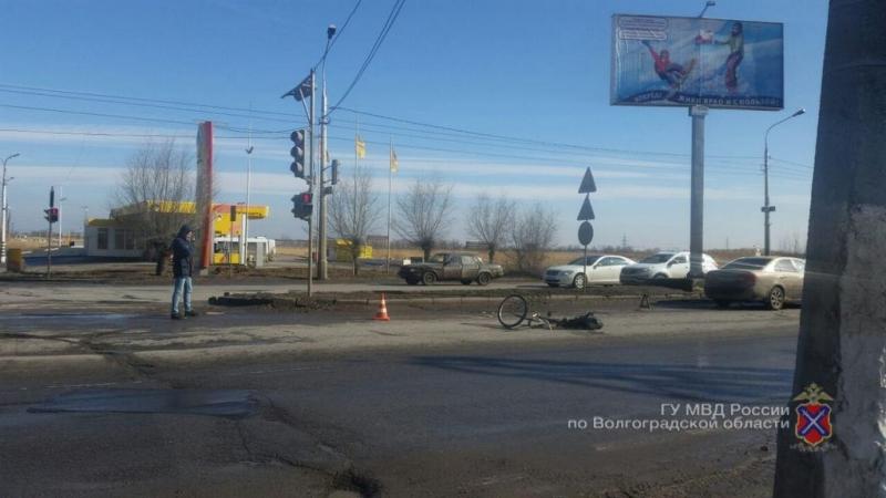 Скончался велосипедист, которого вчера сбила иностранная машина наюге города