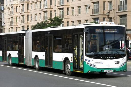 ВВолгограде позапросам граждан продлят автобусный маршрут №55