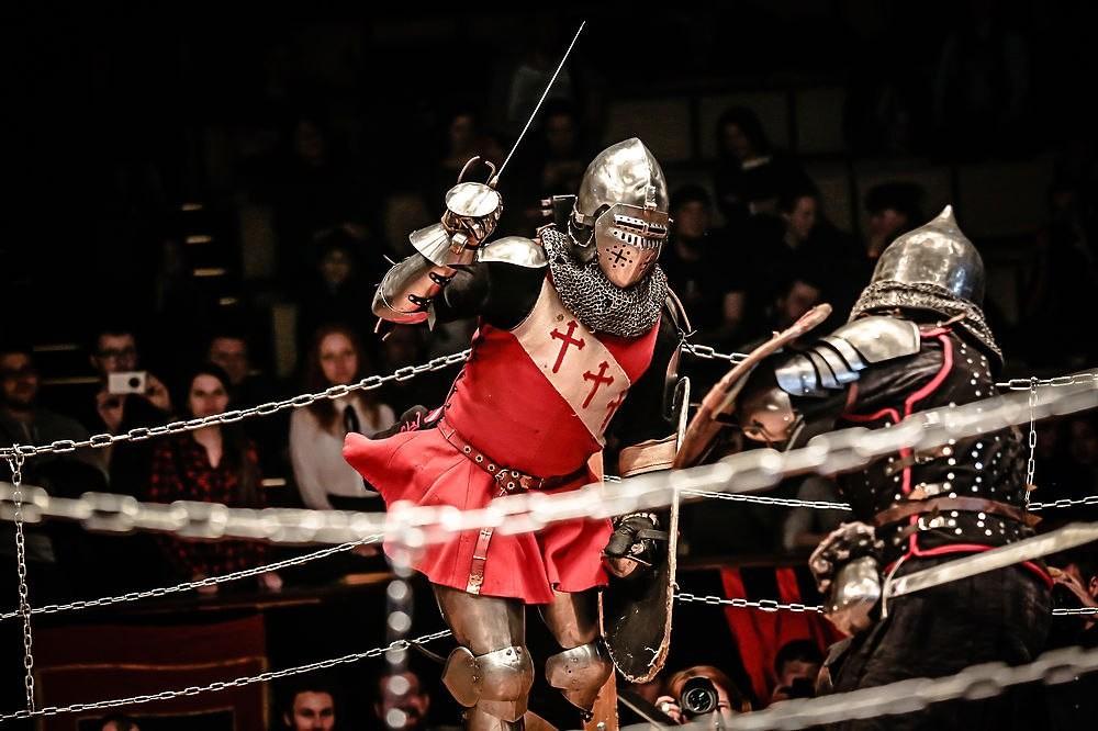 ВВолгограде впервый раз пройдет рыцарский турнир накубок Донжона