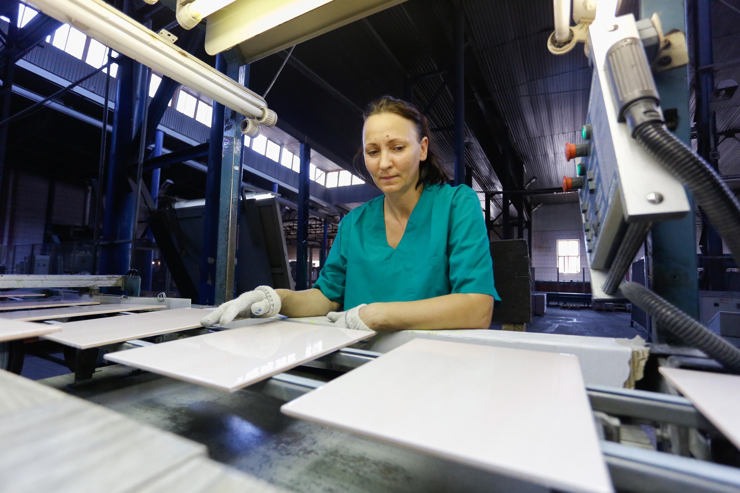 ФРП выделит Волгоградскому керамозаводу заем в100млнруб. на модификацию производства