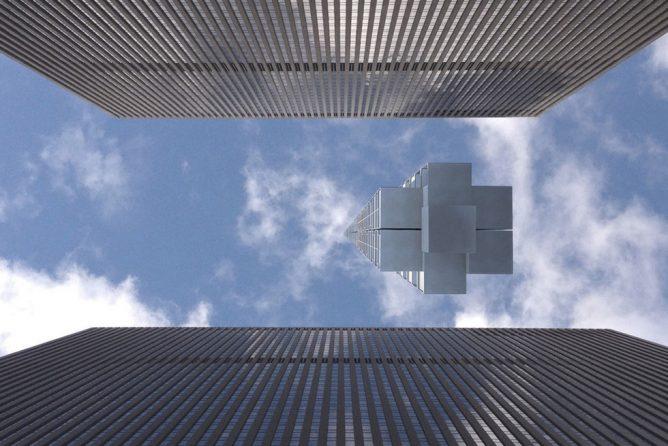 Архитекторы изНью-Йорка представили проект небоскреба наастероиде