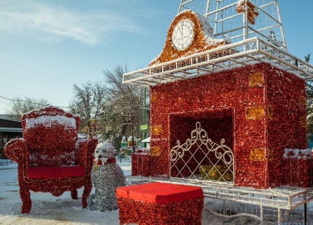 ВВолгограде 28декабря откроется резиденция Деда Мороза