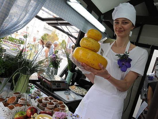 31марта в«День качества» волгоградцы попробуют местный козий сыр
