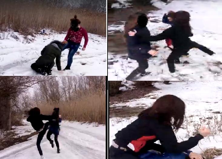 Милиция начала проверку из-за появления видео сизбиением школьницы под Волгоградом