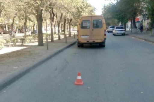 Шофёр маршрутки №29 насмерть сбил пенсионерку наюге Волгограда